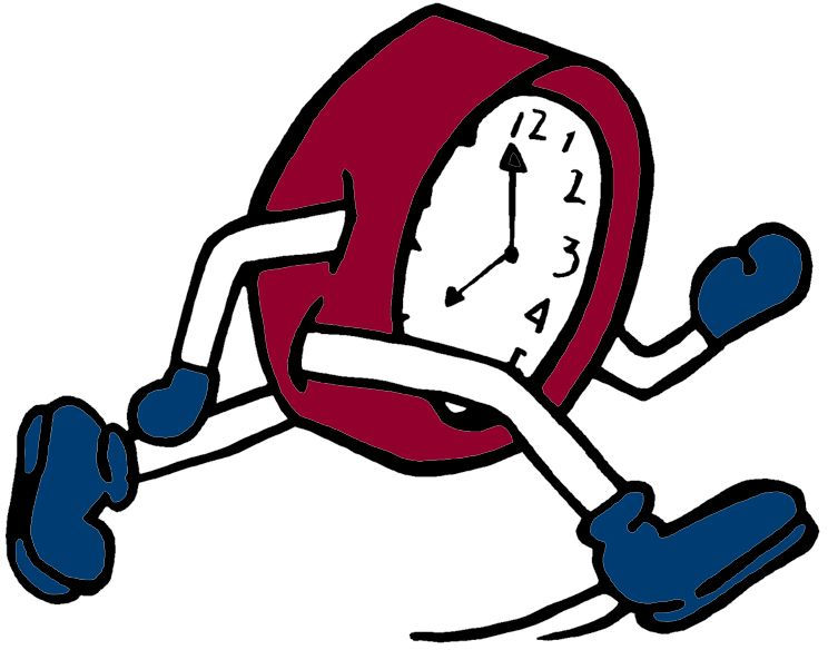 Click your Clock logo