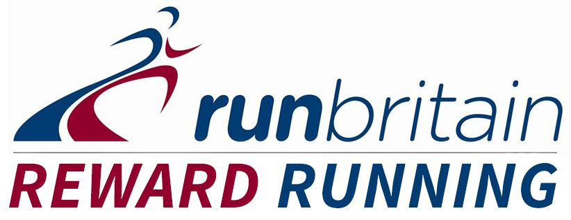 Reward Running Logo